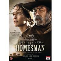 The homesman (DVD 2014)