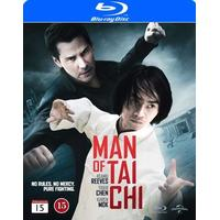 Man of Tai Chi (Blu-Ray 2013)