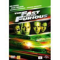 Fast & the Furious - Nyutgivning 2013 (DVD 2013)