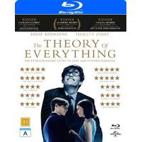 The theory of everything (Blu-Ray 2014)