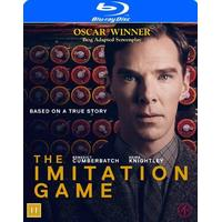 The imitation game (Blu-Ray 2014)