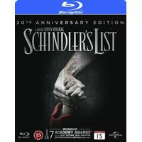 Schindler's list: 20th anniversary ed. (Blu-Ray 1993)