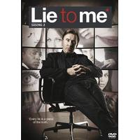 Lie to me: Säsong 2 (DVD 2009-2010)