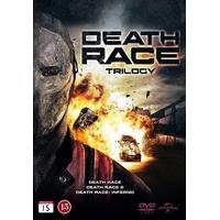 Death race Trilogy (DVD 2014)