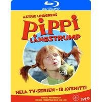Pippi Långstrump: TV-serien - Remastrad (Blu-Ray 1969)