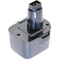 BlackDecker Batteri till Black & Decker TV250, 12V, 3300 mAh