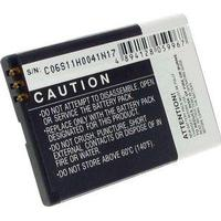 Nokia Batteri till Nokia N810 internet tablet, 3.7(3.6V), 1700 mAh