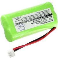 Siemens Batteri till Siemens Gigaset A120, 2,4V, 650 mAh