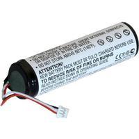 Tomtom Batteri till Tomtom Go 500, 3.6(3.7V), 2600 mAh