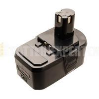 Ryobi Batteri till Ryobi CDL1802P4, 18V, 3000 mAh