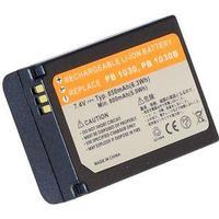 Samsung Batteri till Samsung NX500, 7.2V (7.4V), 850 mAh
