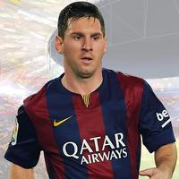 Messi Wallstickers