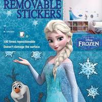 Disney Frozen Wallstickers