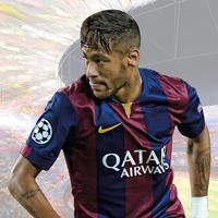 Neymar Wallstickers