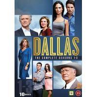 Dallas 2012-2014: Säsong 1-3 (DVD 2015)