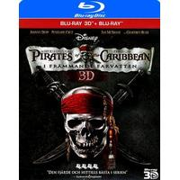 Pirates of the Caribbean 4/I främmande farvatten (3D Blu-Ray 2011)