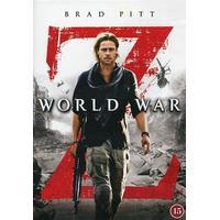 World War Z (DVD 2013)