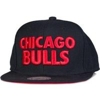 Mitchell & Ness Chicago Bulls Title Snapback