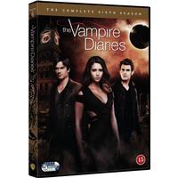 Warner Bros The Vampire Diaries - Sæson 6 - DVD