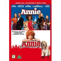 Annie Box - 2 filmer (DVD 2015)