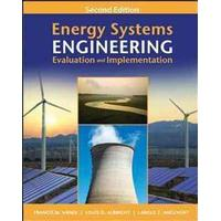 Energy Systems Engineering Evaluation and Implementation (Inbunden, 2012)