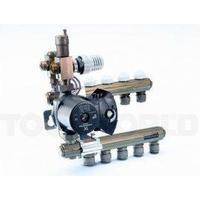 m/elektronisk pumpe 15-40 Wavin Tigris Midishunt 6 kreds
