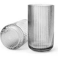 Lyngby Glas Vase 25cm