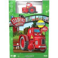 Stadens hjältar 5 + Leksaksbil (DVD 2013)