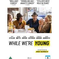 While we're young (DVD 2015)