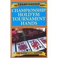 Championship Hold'em Tournaments Hands