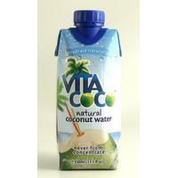 Vita Coco Kokosvatten Naturell 330ml,12 st (delas ej)