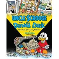 """Walt Disney Uncle Scrooge and Donald Duck the Don Rosa Library Vol. 4: """"The Last of the Clan McDuck"""" (Inbunden, 2015), Inbunden"""