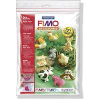Fimo Clay Mould 1474
