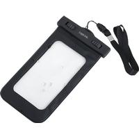 LogiLink Smartphone Bag 10x19 cm Svart