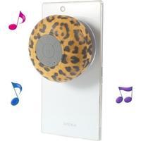 Mini Transportabel Vandtæt Bluetooth Højtaler med sugekop