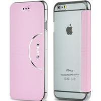 LLUNC Aura Series Læder Cover iPhone 6 og 6S