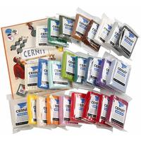 Cernit Mixed Colors 25 X 56g