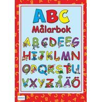 Kärnan Målarbok ABC