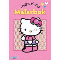 Kärnan Hello Kitty Målarbok
