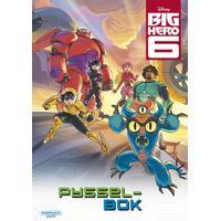 Disney Big Hero 6 Pysselbok