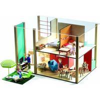Djeco Cubic House Dockskåp