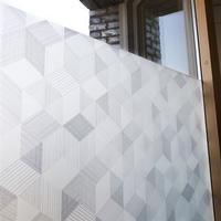 Siluett Frost Graphite 48x120cm