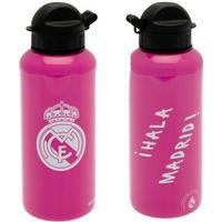 TFS Real Madrid Aluminium Drinks Bottle W