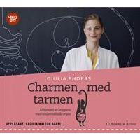 Charmen med tarmen: Allt om ett av kroppens mest underskattade organ (Ljudbok MP3 CD, 2015)
