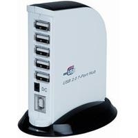Roline 14.02.5011 7-Port USB 2.0 Extern