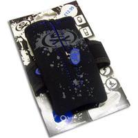 Lux-Case Extreme Armbånd med Halskæde (Sort/Blå)