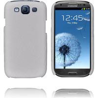 Roman Læderbetrukket (Hvid) Samsung Galaxy S3 Cover
