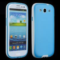NewLine (Blå) Samsung Galaxy S3 Cover
