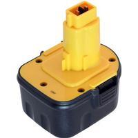 Dewalt Batteri till DEWALT DW924K-B3, 12V, 3000 mAh