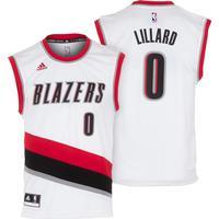 Adidas Portland Trail Blazer Home Jersey D.Lillard 09